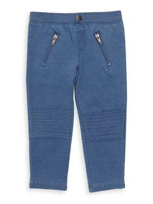 Little Girl's Knit Pants...