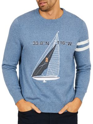 Sailboat Sweater @...