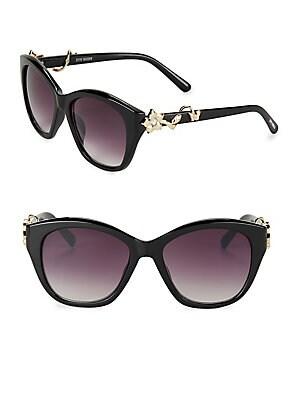 a9637647ad8 Steve Madden - 57MM Cat Eye Sunglasses - lordandtaylor.com