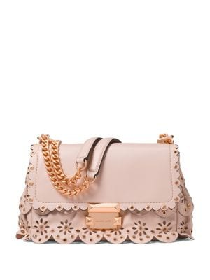 Sloan Small Floral Scalloped...