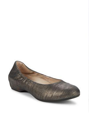 Lisanne Metallic Ballet...