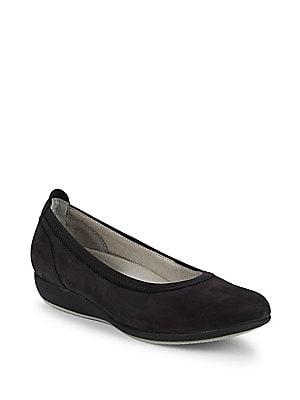 d1cd43405a7d Dansko - Kristen Suede Ballet Flats - lordandtaylor.com