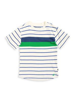 Boy's Robbie Striped...