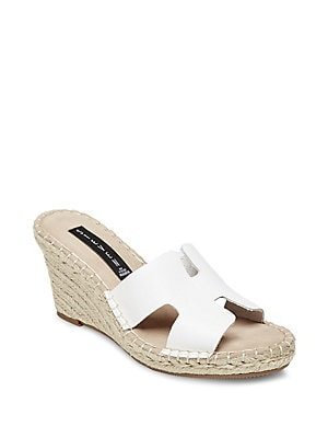 eaa79327f10 Steven by Steve Madden - Eryk Leather Wedge Espadrilles - lordandtaylor.com