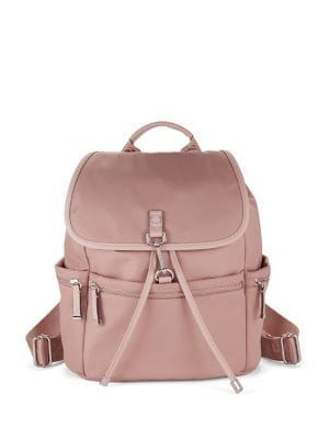 Structured Logo Backpack...