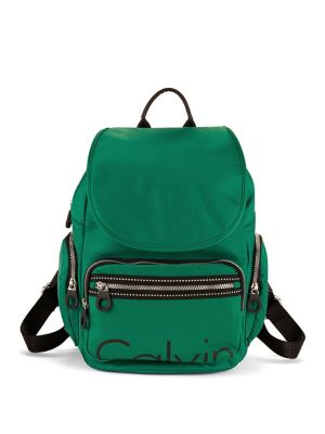 Athleisure Logo Backpack...
