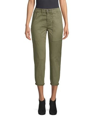 Image of Leverage High-Rise Ankle Pants