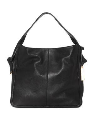 Tilde Leather Hobo Bag...