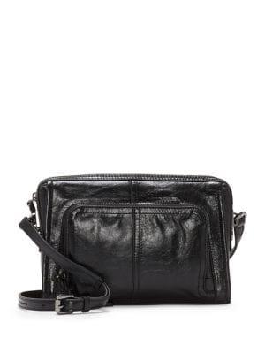 Narra Leather Crossbody Bag 500088398134