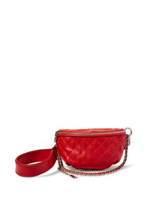 Image of Quilted Convertible Fanny Pack