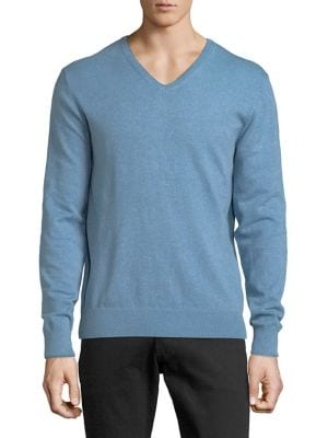 Classic V-Neck Sweater...