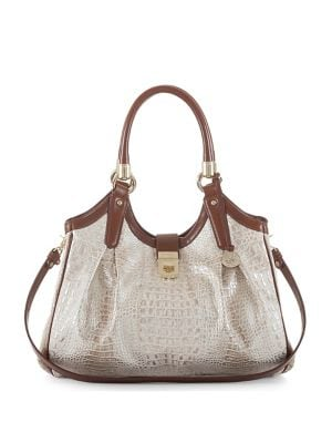 Cacara Textured Leather...