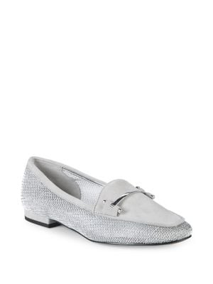 Cat Mesh Loafers @...