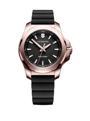 Image of I.N.O.X Rubber Analog Watch