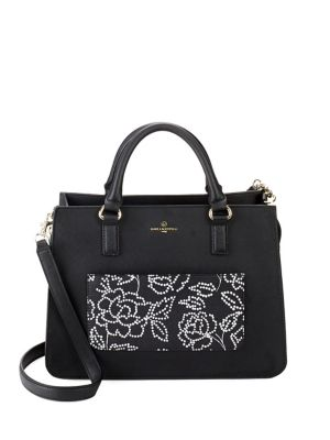 Floral Amelie Leather...