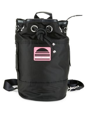 Slingback Bucket Bag...