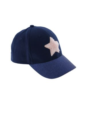 Girl's Star Twill Baseball...