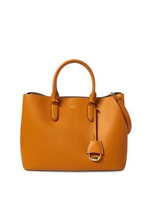 Marcy Leather Satchel...