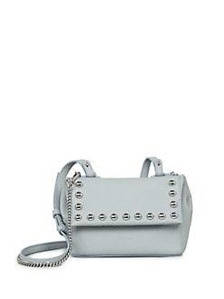 888bb1bb34 QUICK VIEW. Allsaints. Cami Mini Studded Leather Crossbody Bag