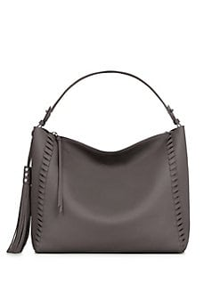 e217ae0ed Product image. QUICK VIEW. Allsaints. Kepi Leather Shoulder Bag. $398.00  Now $199.00 · Fetch Leather Chain Wallet GREY