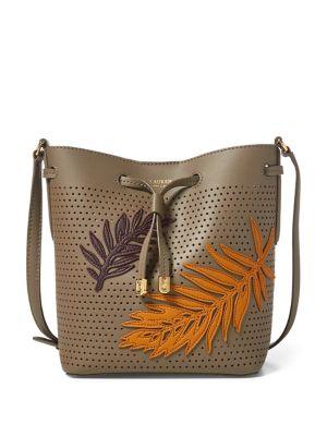 Leather Mini Crossbody Bag 500088453384