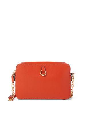 Leather Medium Crossbody Camera Bag 500088453385