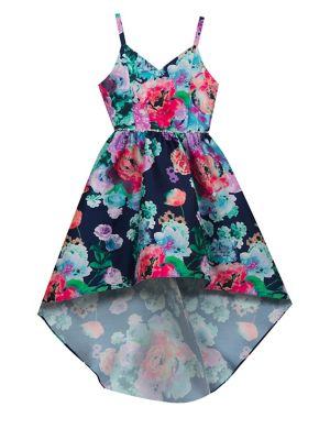 Girl's Hi-Lo Dress @...