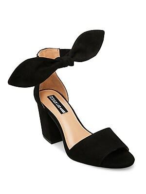 f20080d2a13d Design Lab - Oni Block Heel Ankle-Strap Sandals