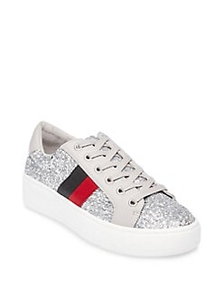 8826ba574fc QUICK VIEW. Steve Madden. Belle-G Striped Sneakers
