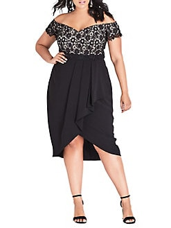 Women - Extended Sizes - Plus Size - Evening   Formal ... 956f9d723