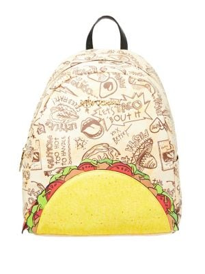 Let's Taco Bout It Backpack...