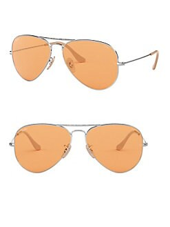 740f665ce2 QUICK VIEW. Ray-Ban. 58MM Aviator Sunglasses.  183.00 · 50MM Round  Sunglasses VIOLET