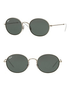 aa4f698e5f QUICK VIEW. Ray-Ban. 53MM Oval Sunglasses