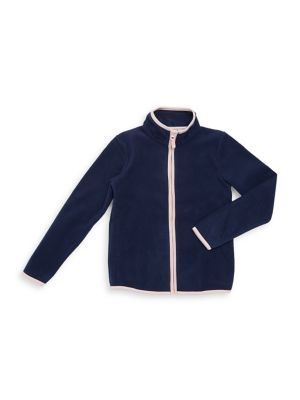 Girl's Microfleece Zip...