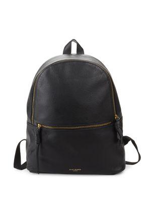 Emma Leather Backpack...
