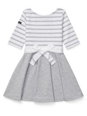 Little Girl's Striped...