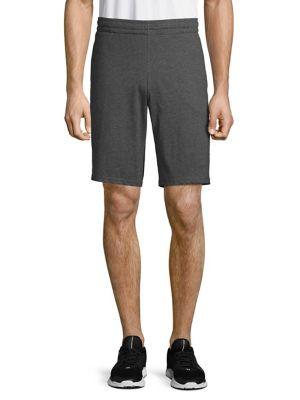 Elasticized Jersey Shorts...