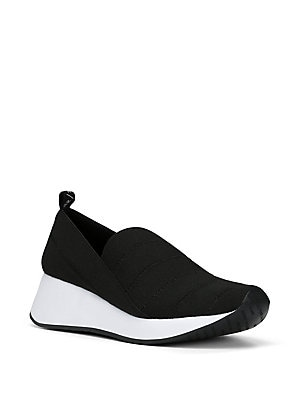 9cbb40f16868 Donald J Pliner - Piper Slip-On Wedge Sneaker - lordandtaylor.com