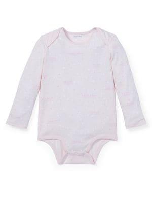 Baby Girl's Constellation-Print...