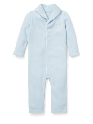 Baby Boy's Cotton Coveralls...