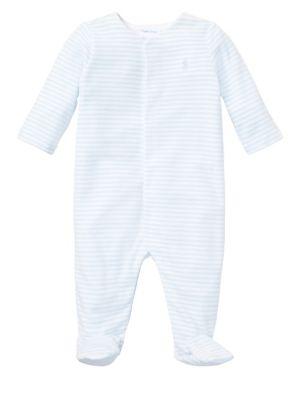Baby Boy's Velour Stripe...