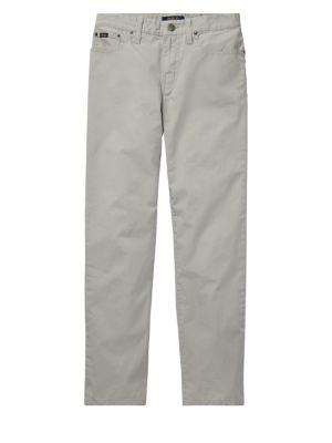 Boy's Poplin Cotton Pants...
