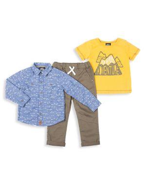 Baby Boy's Three-Piece Adventurer Set 500088479450