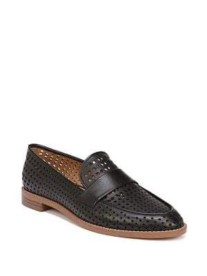 Hudley2 Perforated Leather...