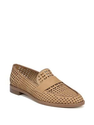 Hudley2 Perforated Nubuck...