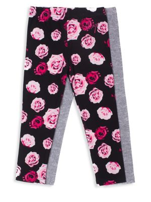 Girl's Two-Pack Rose...