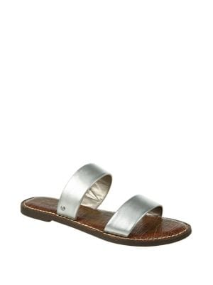 Land of Enchantment Gala Leather Sandals 500088501389