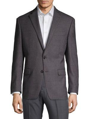 Ultraflex Check Wool...