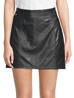 Retro Mini Skirt 500088523201