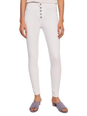 Soho High-Waist Skinny Jeans 500088527723
